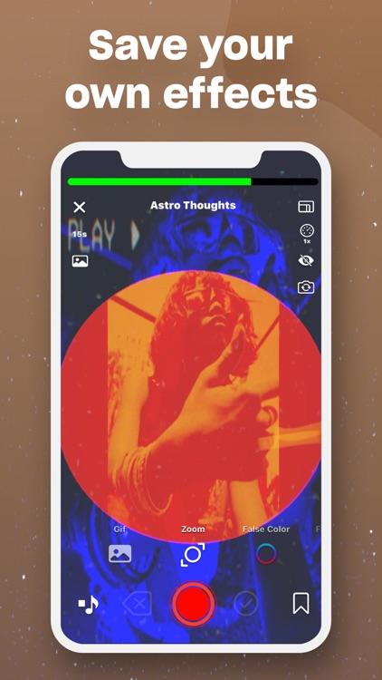 VFX - Music Video Maker screenshot-4