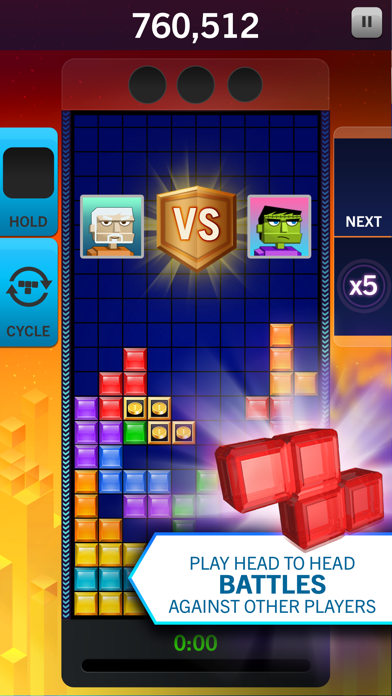 Download Tetris® Blitz for Pc
