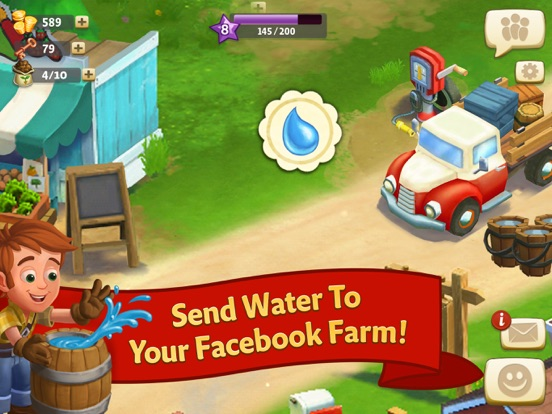 FarmVille 2: Country Escape by Zynga Inc  (iOS, United States