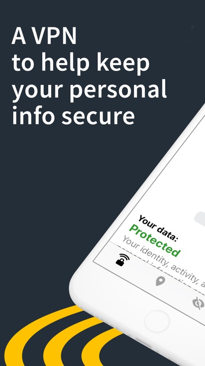 Norton Secure VPN & Proxy VPN screenshot-0