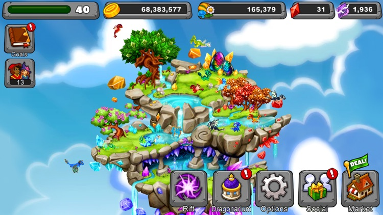 DragonVale screenshot-2