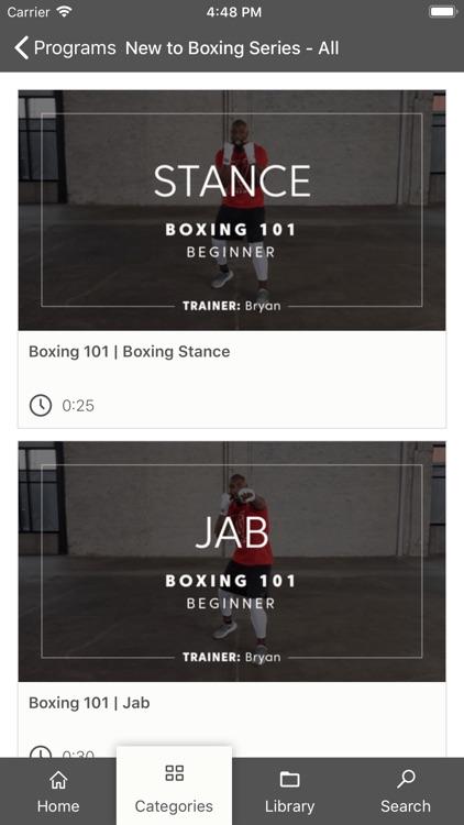 TITLE Boxing Club On Demand screenshot-6
