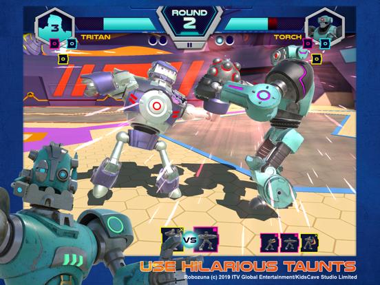 Robozuna screenshot 4