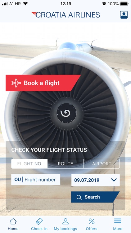 Croatia Airlines screenshot-0
