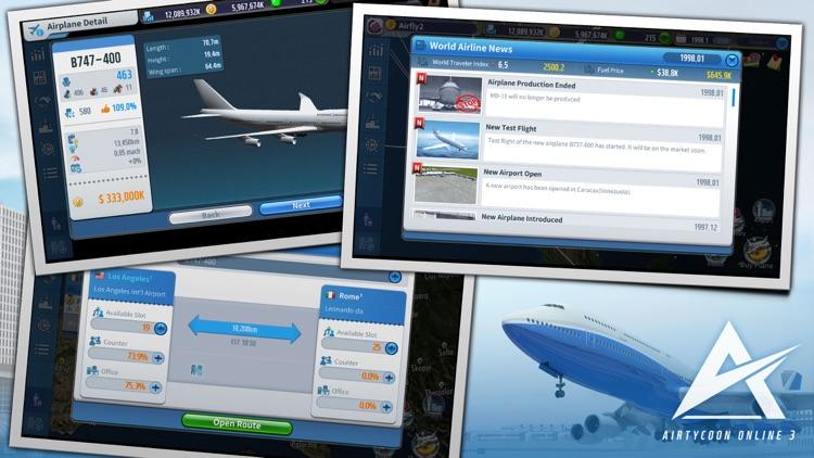 AirTycoon Online 3 screenshot-3