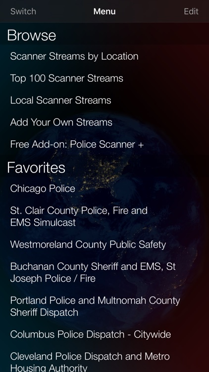 Police Scanner   screenshot-5