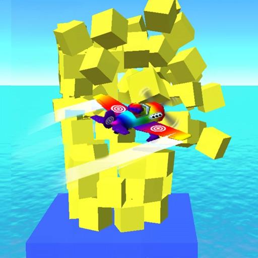 Plane Bump 3D