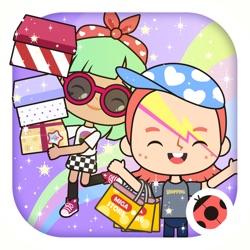 米加小镇:商店-益智教育游戏