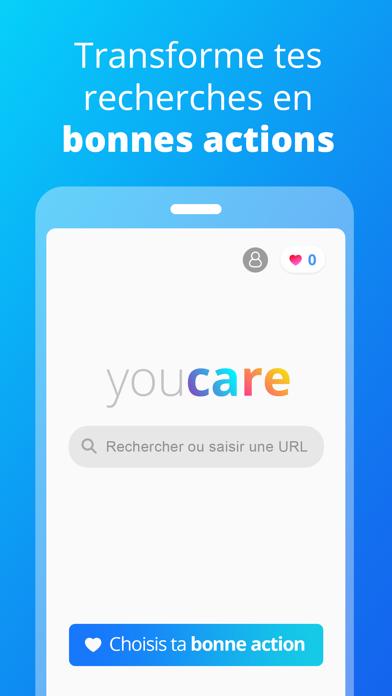 YouCare - Moteur de Recherche