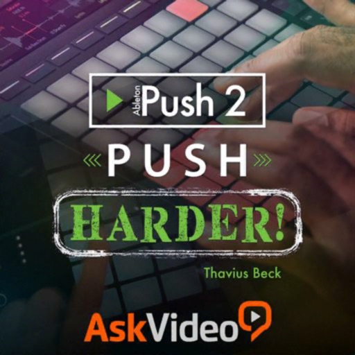 Adv Course For Push 2 by AV