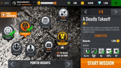 Screenshot for Sniper 3D: Krieg Spiele in Germany App Store