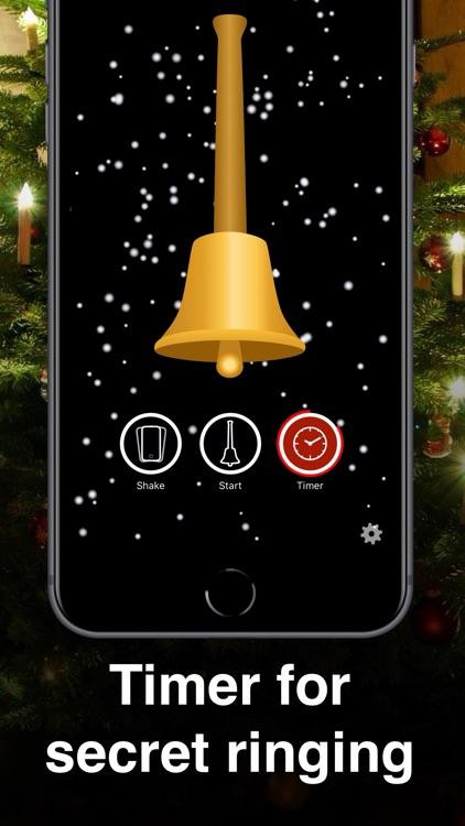 Golden XMAS Bell screenshot-0