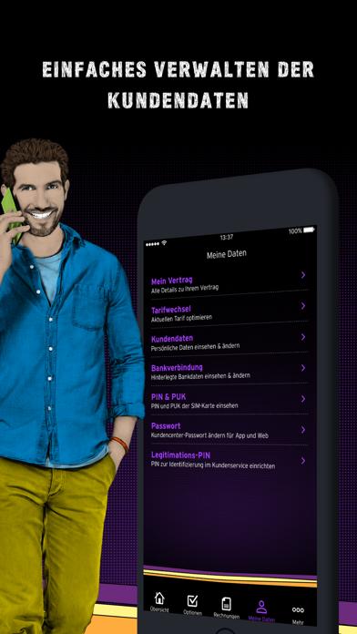 Screenshot for congstar in Germany App Store