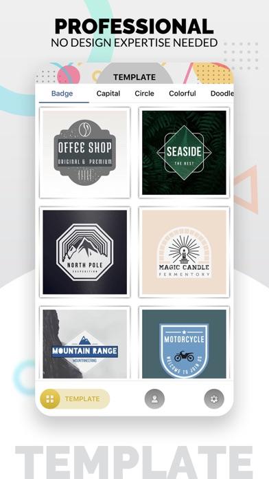 Logo Maker   Logoster Screenshots