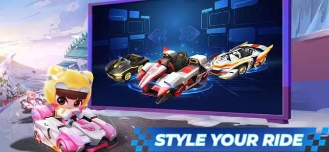 ‎KartRider Rush+ Screenshot