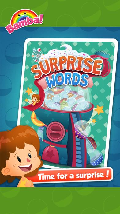 Bamba Surprise: Spelling Appのおすすめ画像1