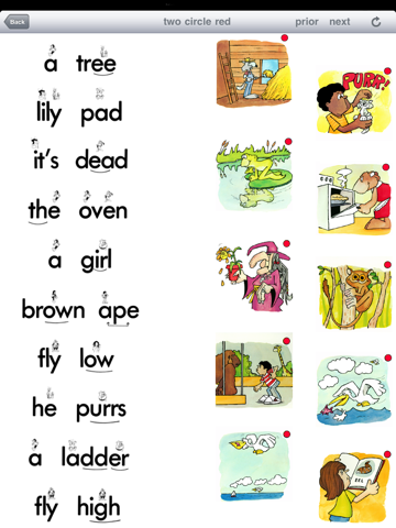 Picture Packets - Vowels - náhled