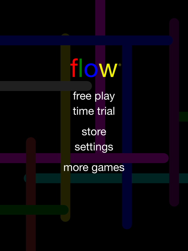 ‎Flow Free Screenshot