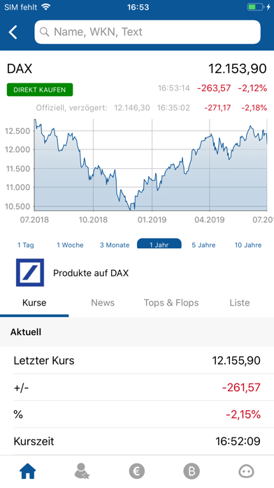 Börse & Aktien - finanzen.net screenshot three