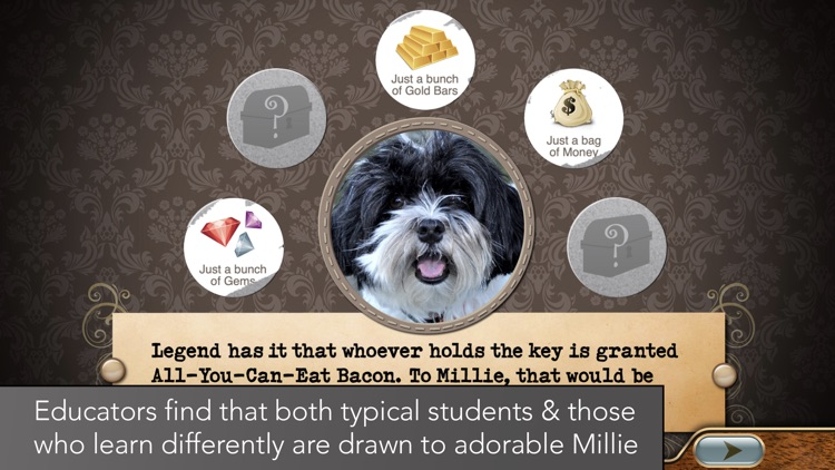 Millie and The Lost Key