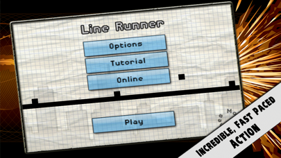 Line Runner ScreenShot0