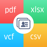 Contacts to Excel , PDF , CSV - Dropouts Technologies LLP Cover Art