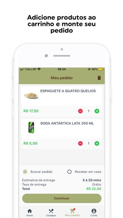 Cantina Galpão screenshot 4