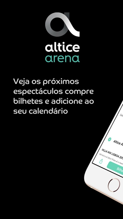Altice Arena screenshot one