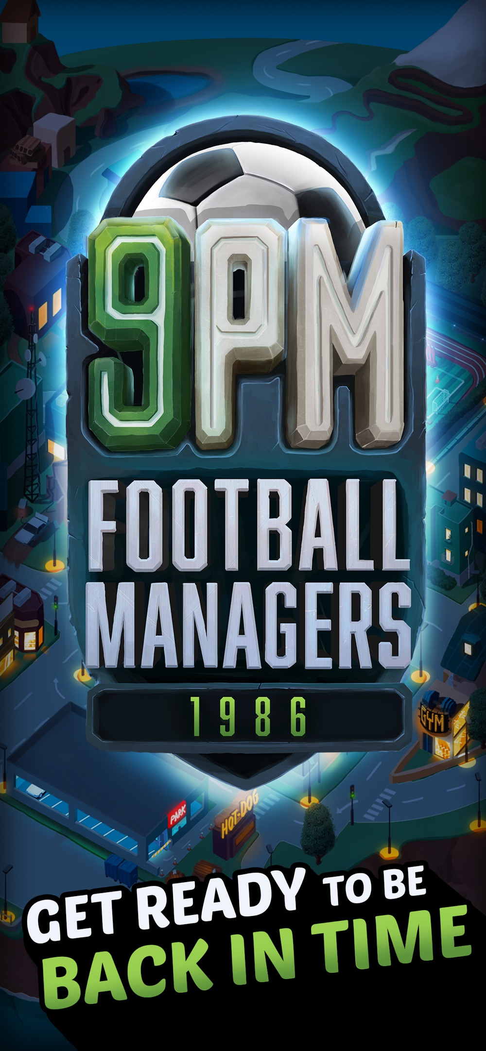 9PM Football Managers Cheat Codes