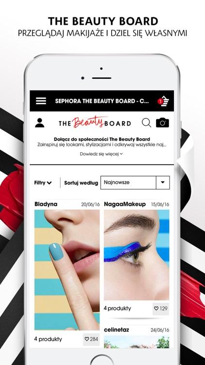 Sephora - Perfumeria online screenshot-3