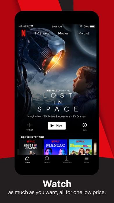 download Netflix apps 6