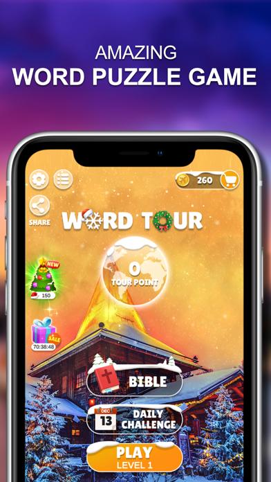 Word Tour™ screenshot 1