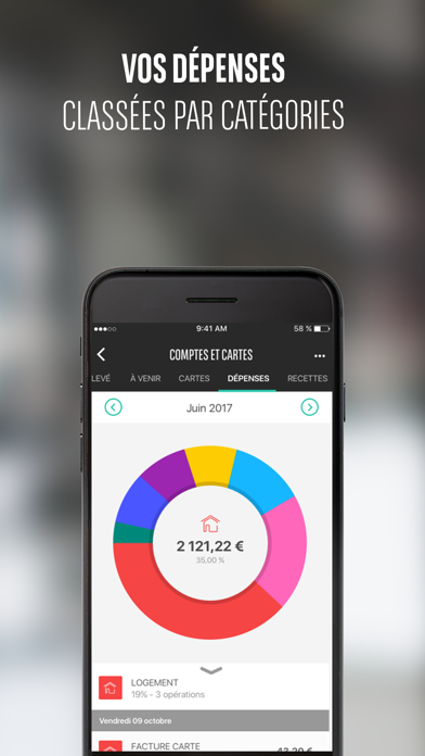 download Mes Comptes BNP Paribas apps 0