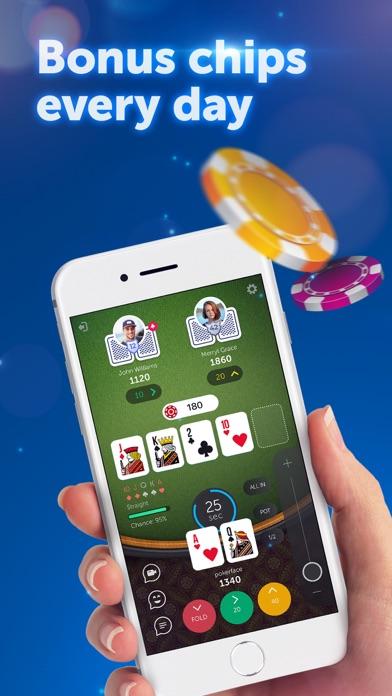 Screenshot #3 pour PokerUp: Social Poker