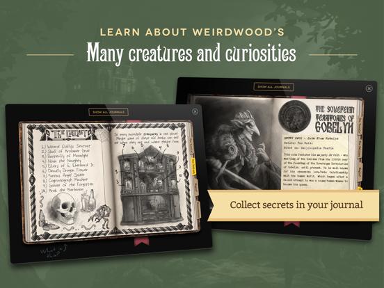 Weirdwood Manorのおすすめ画像5