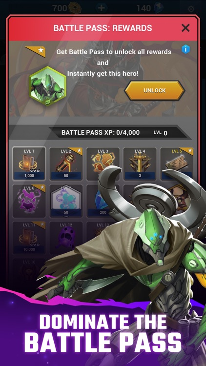 Battle Breakers screenshot-6