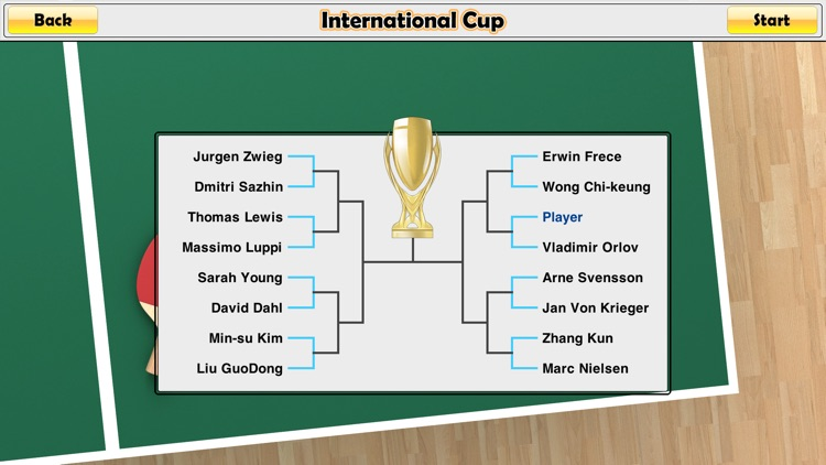 Virtual Table Tennis screenshot-5