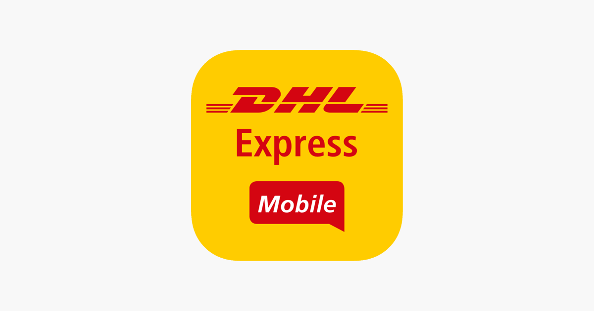 DHL Express Mobile App on the App Store