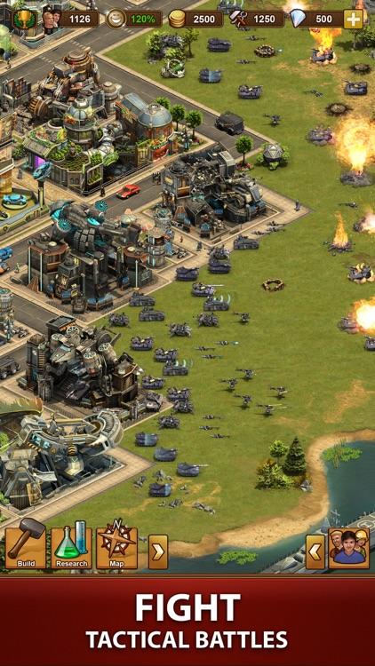 Forge of Empires: Build a City screenshot-4