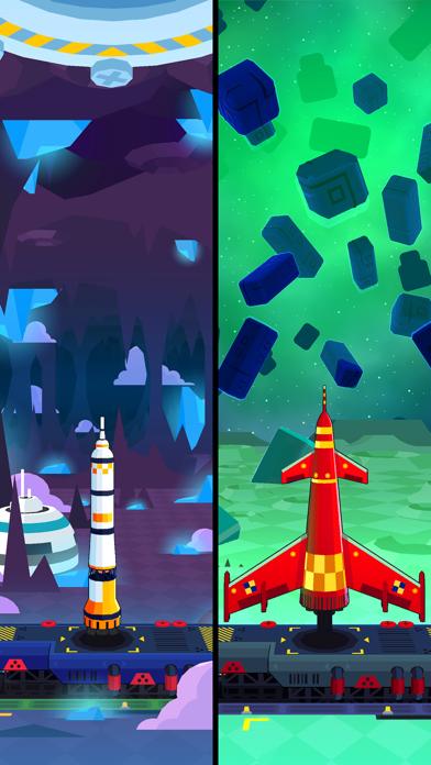 Rocket Star: 宇宙工場経営シュミレーションゲームのおすすめ画像9