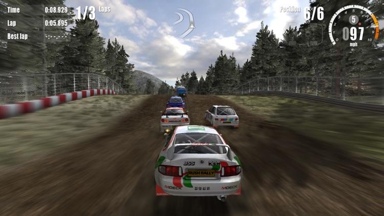 Rush Rally 3 screenshot-3
