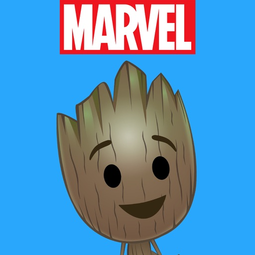 Marvel's Guardians Stickers