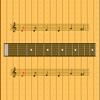 Learn Guitar: 音楽ノートを読む練習。