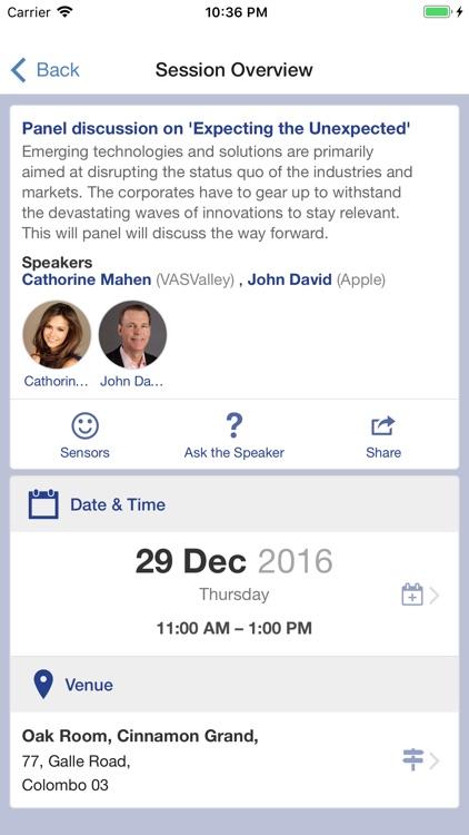 CIPM Events screenshot-7