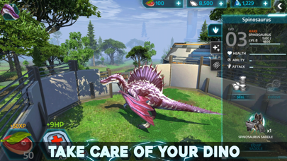 Dino Tamers: Jurassic MMORPGのおすすめ画像3
