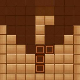 Wood Block Puzzle Box