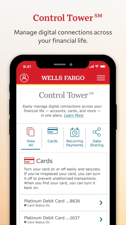 Wells Fargo Mobile screenshot-3
