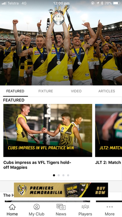 Richmond Official App