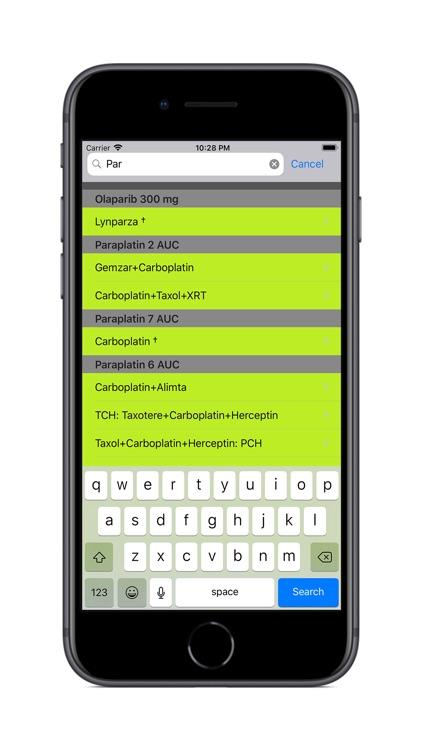 iCHEMO screenshot-4