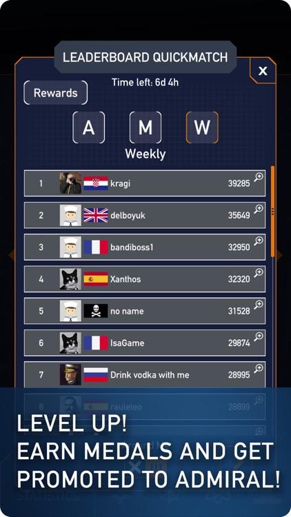 Fleet Battle: Sea Battle game screenshot-7